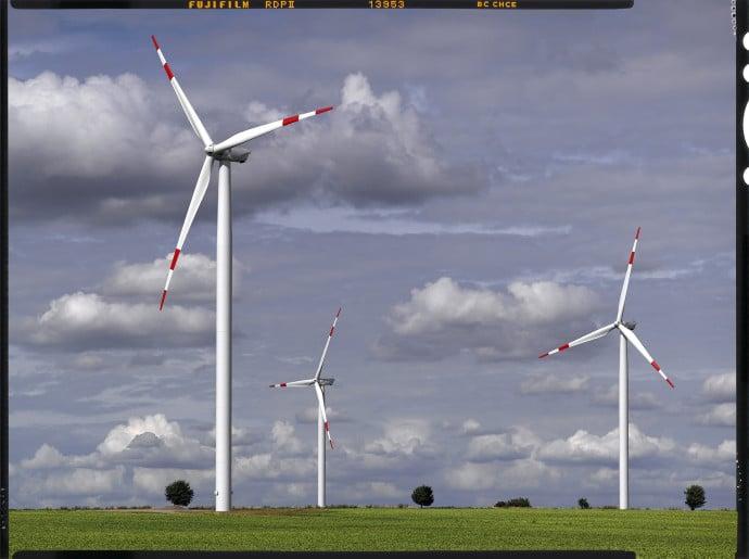 onshore wind